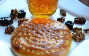 Сметанные лепешки: рецепт в духовке