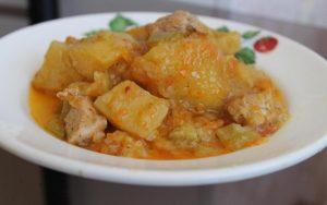 Рецепт курицы в утятнице в духовке