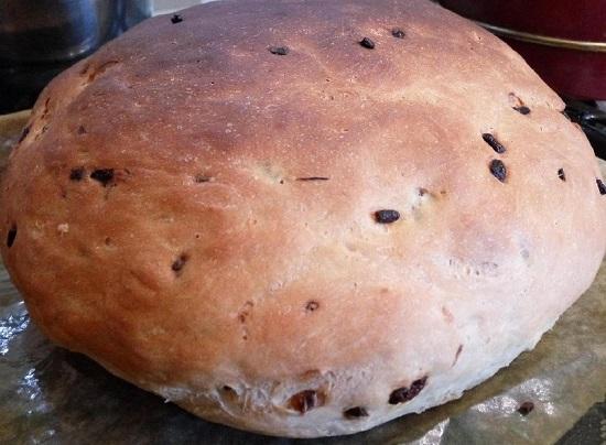 Хлеб с луком в духовке: рецепты