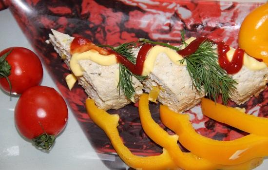 Мясное суфле: рецепт в духовке из фарша