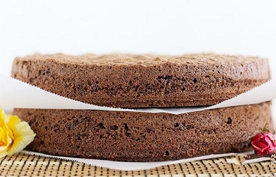 Рецепты шоколадного бисквита в духовке