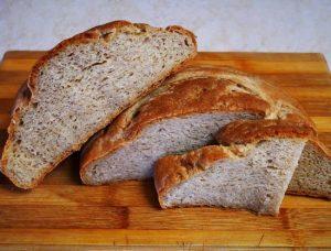 хлеба на кефире в духовке