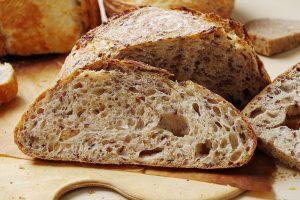 Ржаной хлебушек с добавками