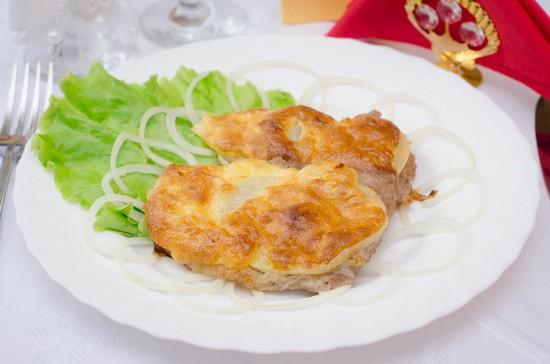 варианты приготовления отбивного мяса