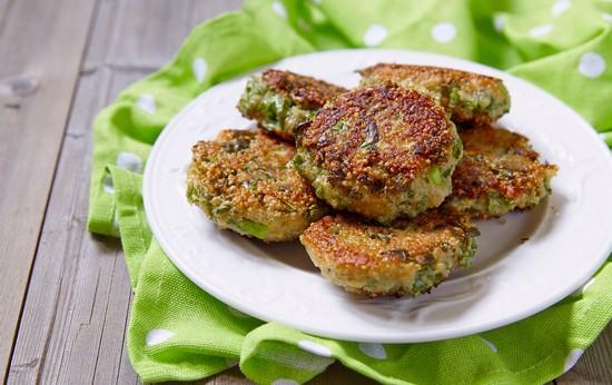 рецепт овощных котлет в духовке