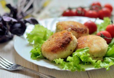 Рецепт рыбных котлет из минтая в духовке