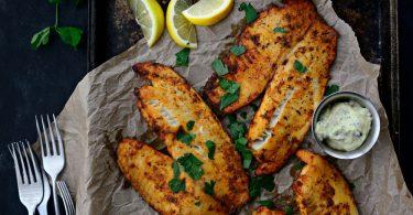 Рецепт рыбы тилапии в духовке (с овощами)