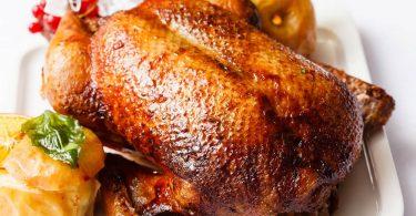 Рецепт утки в духовке в меде