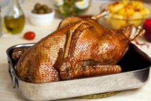 подходящий рецепт утки в духовке в меде