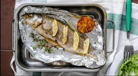 научиться готовить сибаса в соли в духовке