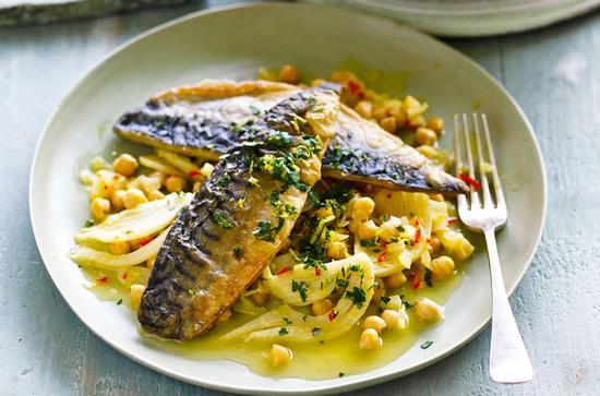 запеченная рыбка получится сочной и ароматной