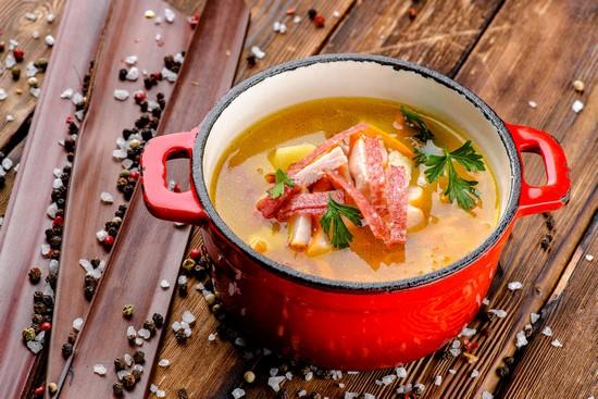 рыбное филе для приготовления супа в духовом шкафу