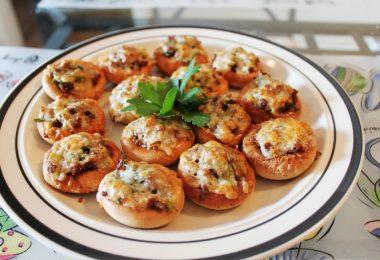 Сушки с фаршем в духовке: рецепт