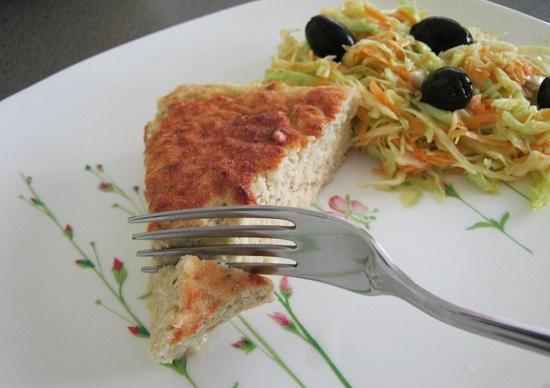Рыбное суфле: рецепт в духовке диетического блюда