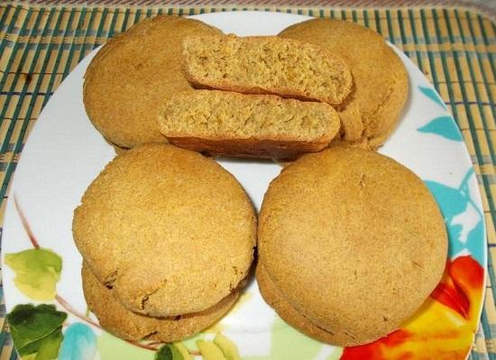 Ржаные лепешки: рецепт без дрожжей в духовке