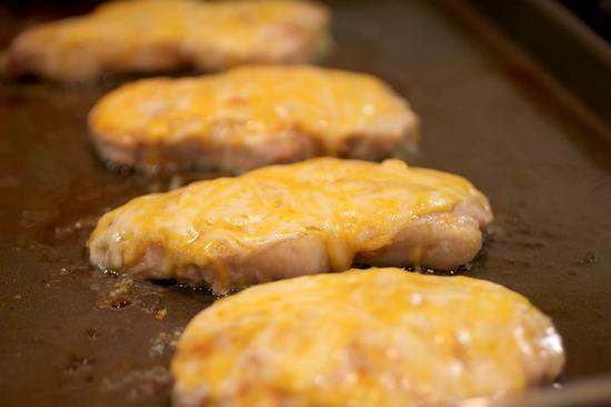 отбивные из индейки в духовке с сыром