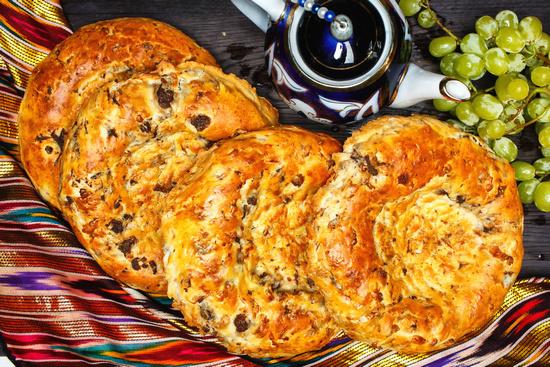 Тандырная лепешка в духовке: рецепт кавказской выпечки