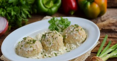 Тефтели диетические: рецепт в духовке