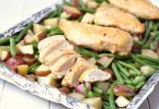 Фасоль в духовке: рецепт приготовления спаржи