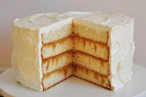 Торт в духовке: рецепт легкий