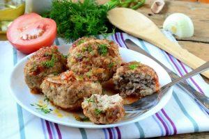 гречаники в духовке: рецепт