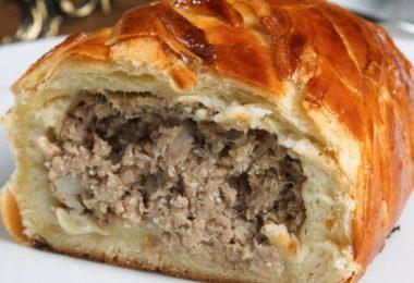 Начинка из мяса для пирожков