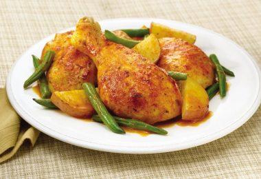 Гарнир к курице в духовке – какой приготовить?