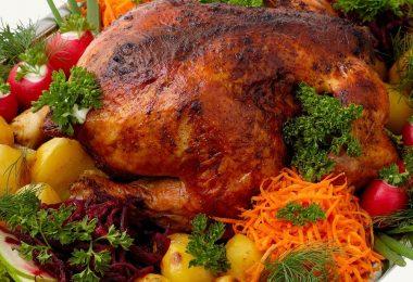 Гусь в духовке в фольге с картошкой: рецепты запекания