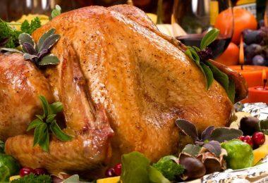 Как правильно приготовить индейку целиком в духовке (фаршированную)?