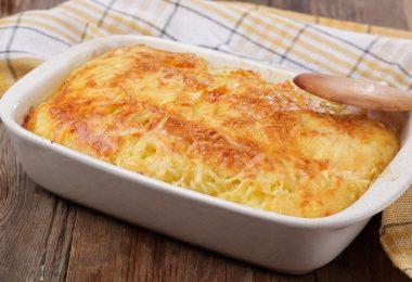 Как приготовить запеканку из макарон в духовке (с ветчиной, грибами, мясом)?
