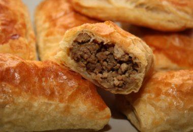 Начинка из мяса для пирожков в духовке (из фарша)