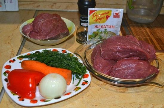 подходит только охлажденное мясо