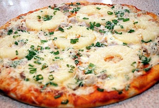 пицца в домашних условиях на готовой основе
