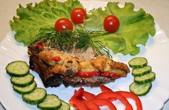 для приготовления свиной корейки в духовке