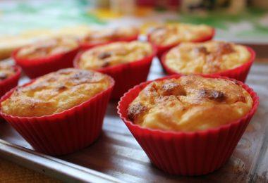 Рецепт кексов в духовке в формочках (шоколадных, простых)