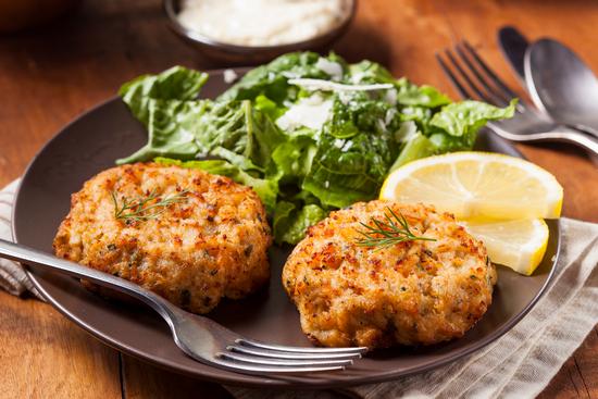 Рыбные котлеты в духовке: рецепты