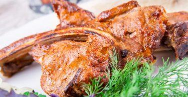 Как приготовить сочную корейку в духовке?