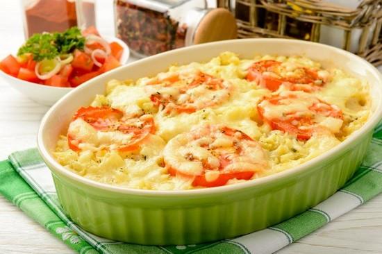 Как вкусно запечь леща с картошкой в духовке