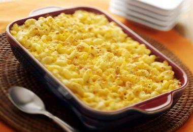 Рецепты запеканки из макарон и сыра