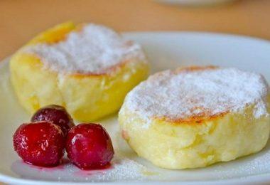 Сырники в духовке: рецепты