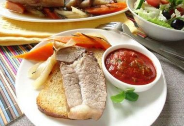 Рецепты сочной говядины в духовке