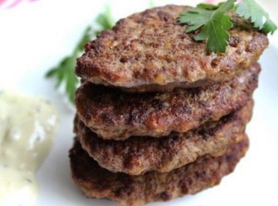 котлеты из печени говяжьей в духовке