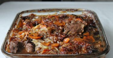 Ромштекс из говядины: рецепты в духовке