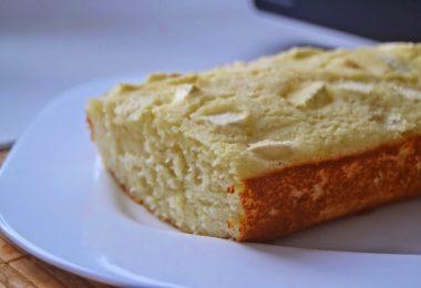 Бисквит на кефире в духовке