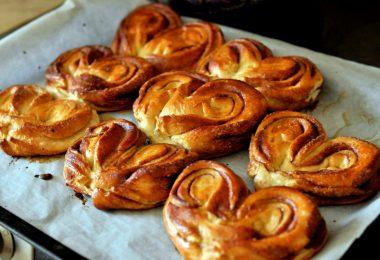 Рецепты теста для булочек в духовке