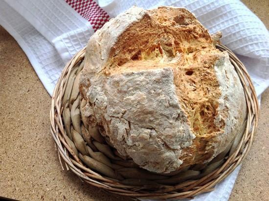 хлеб ржаной в духовке на дрожжах