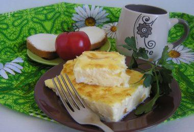 Омлет, как в садике, в духовке: рецепты воздушных блюд