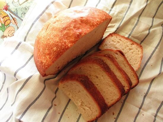 Как готовит хлеб Джейми Оливер