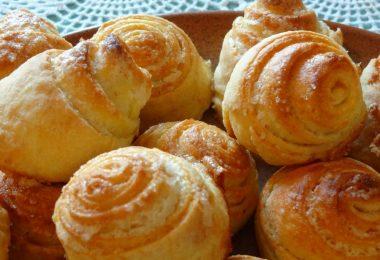 Рецепты булочек в духовке – сладкая выпечка к вашему столу