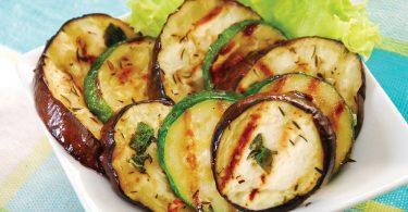 Запечь баклажаны и кабачки в духовке: рецепты приготовления овощных блюд